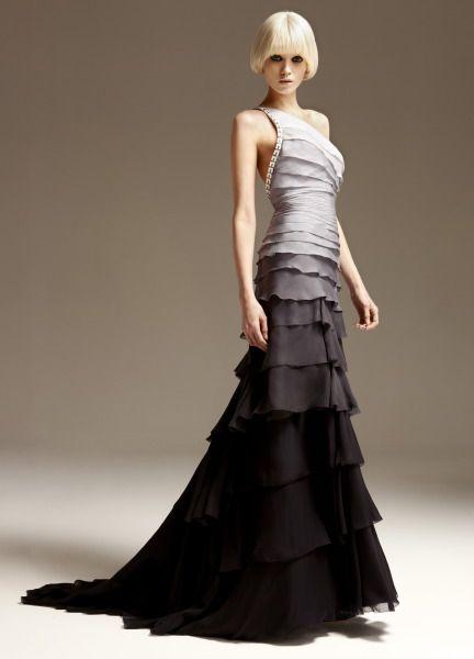 Atelier Versace Spring 2011 - Very nice!