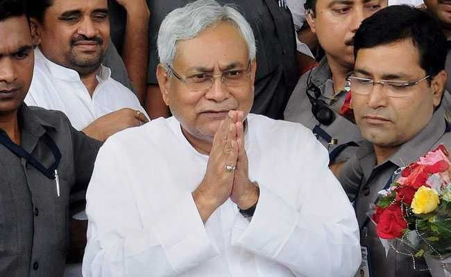 Top Court Asks For Poll Body View On Move To Disqualify Nitish Kumar