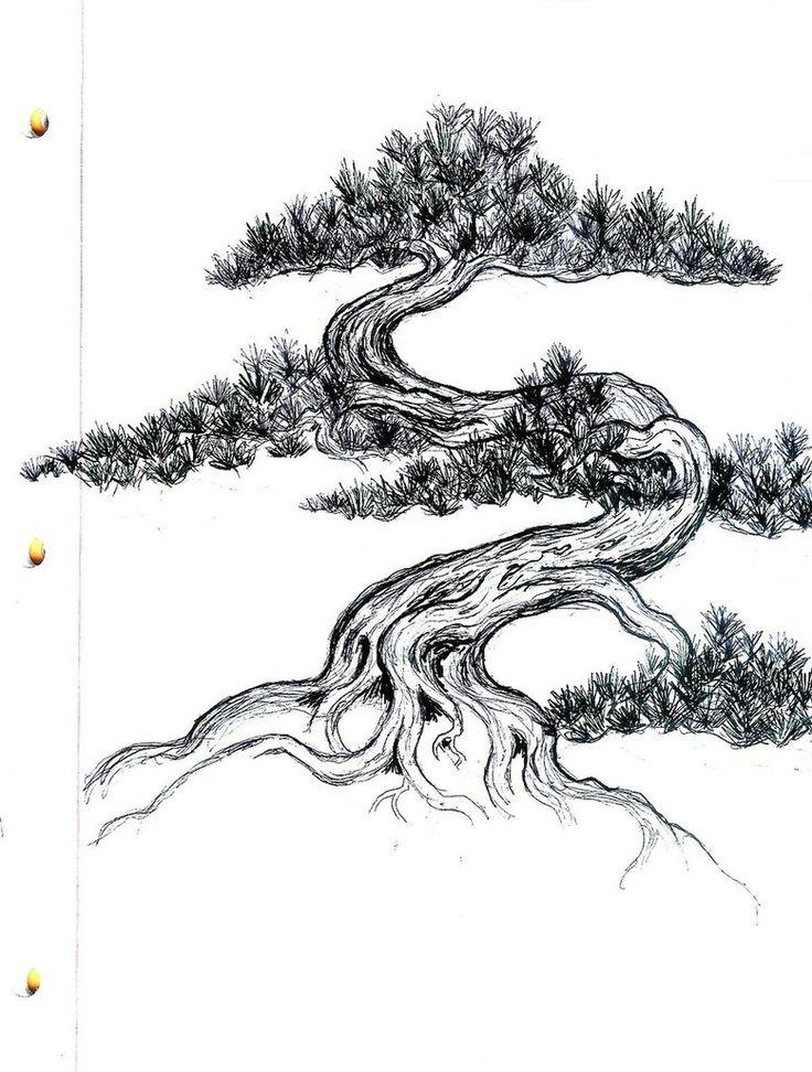bonsai tattoo - Αναζήτηση Google