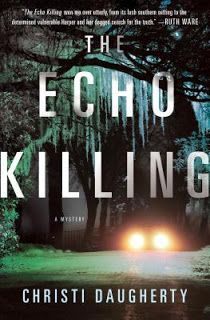 MysteriesEtc: Review:  The Echo Killing (Harper McClain #1)  by ...