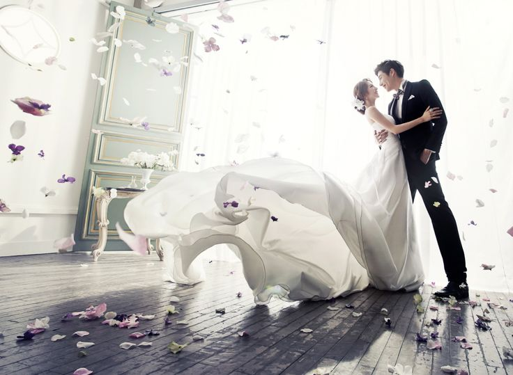 Korea Pre-Wedding Studio Photography by May Studio on OneThreeOneFour 24
