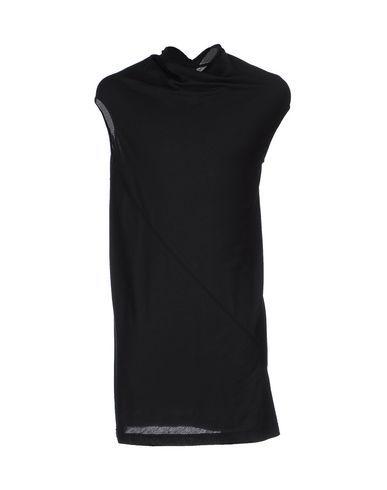 RICK OWENS T-Shirt. #rickowens #cloth #top #pant #coat #jacket #short #beachwear