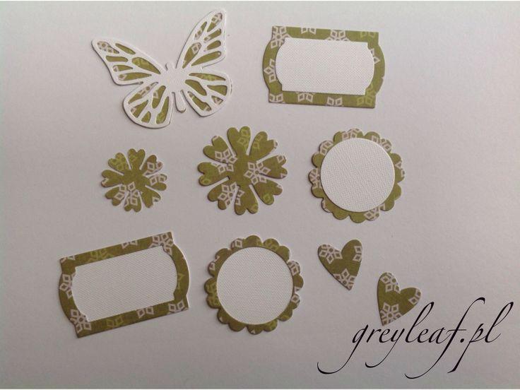 Green scraps :) www.greyleaf.pl