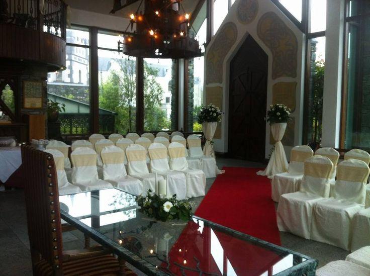 Wedding ceremony place