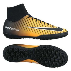Nike MercurialX Victory VI DF Turf Soccer Shoes (Laser Orange): http://www.soccerevolution.com/store/products/NIK_14185_F.php
