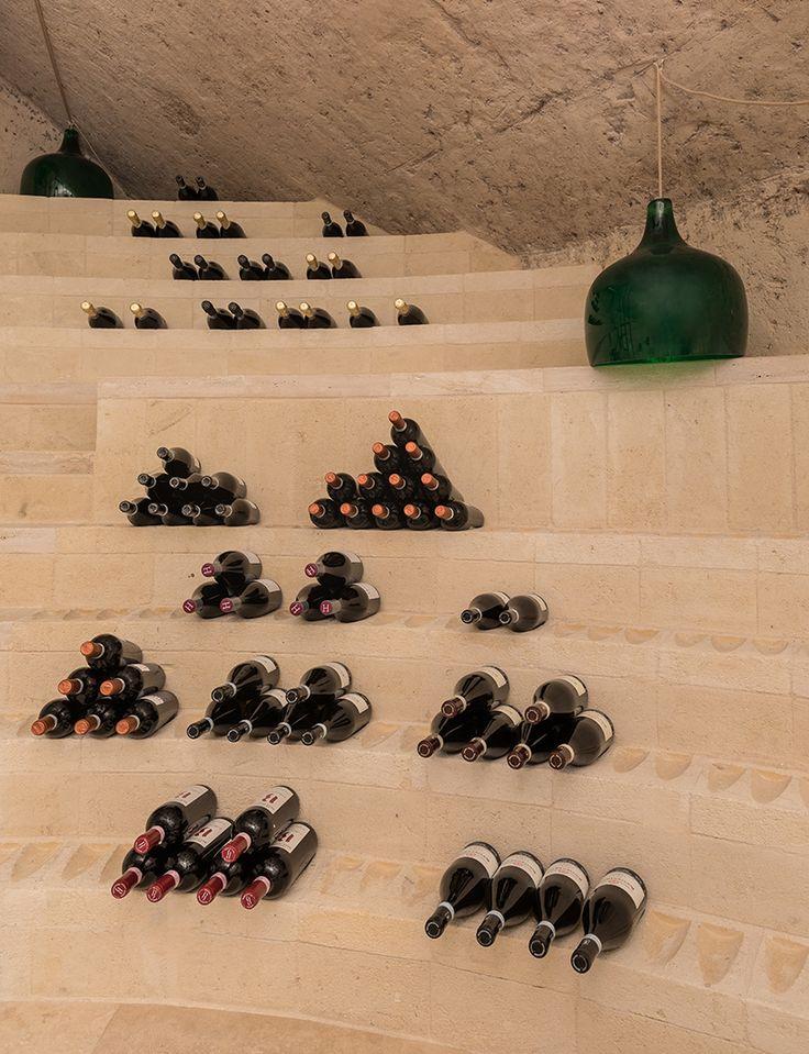197 best wine cellar \/ room \/ store images on Pinterest Room - deko f r k chenw nde