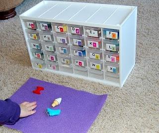 Phonic Box!  Awesome Idea!
