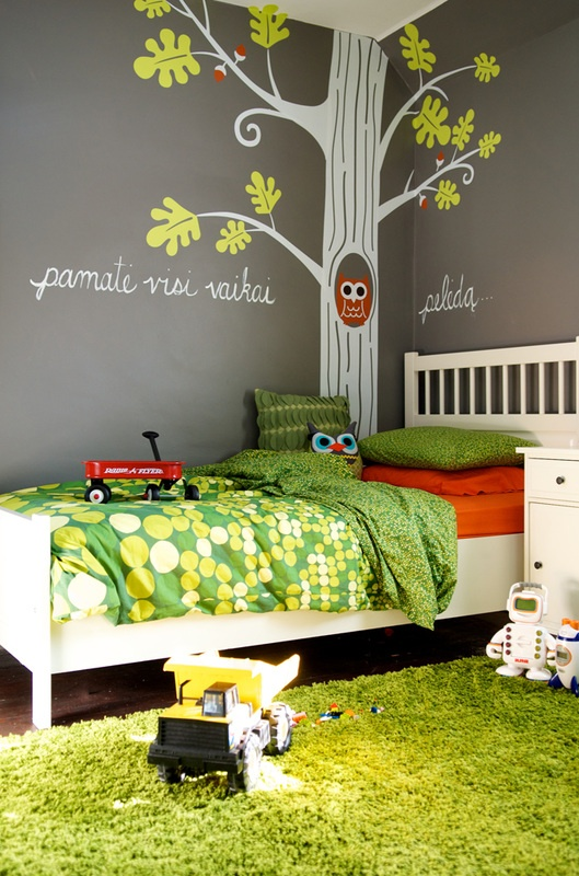 Kids Bedroom - Michigan Chicago Interior Designer: Rima Designs