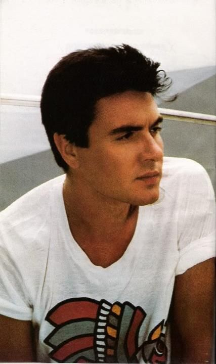 "allegra0: ""  27/50 Favorite Photos of Simon Le Bon """