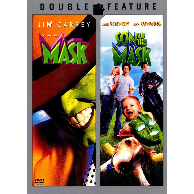 Mask/Son of the mask (Dvd)