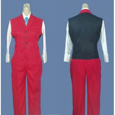 Justice Cosplay Costume For Sale Ace Attorney