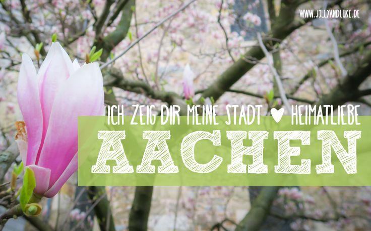 """Jetzt kommt eine geballte Ladung Insider-Tipps zu Aachen - ganz nach dem Motto """"Heimatliebe""""! Ich erzähl dir, was du in Aachen unternehmen kannst, wo du am besten Frühstücken kannst, den besten Blick über die Stadt hast, welche Restaurants ich empfehlen kann und wo du noch mehr Infos über die Kaiserstadt bekommst!"""