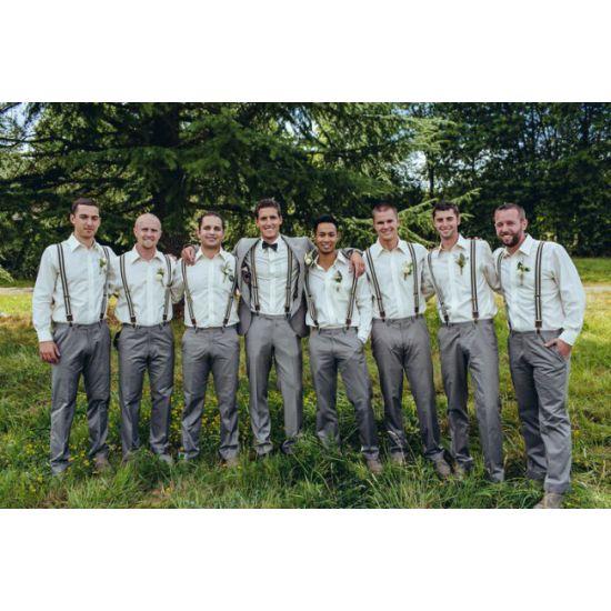 Tendencias 2015: Cómo se visten los padrinos de boda | HISPABODAS