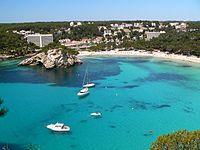 Menorca - Ferrerias Cala Galdana