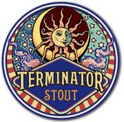 McMenamins Terminator Stout.  It's time to bring on the heavy dark beers...Liquid Bread!