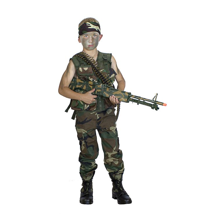 Rambo Costume Ideas Rambo Costume | Toys, ...