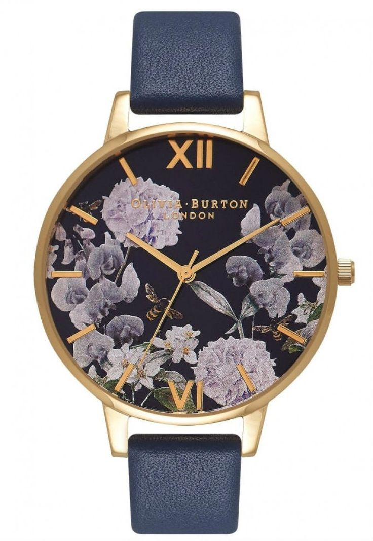 Olivia Burton Enchanted Garden OB16EG55  I love the flowers on the face of the watch. This watch is great with all the flowers making it different from lots of watches