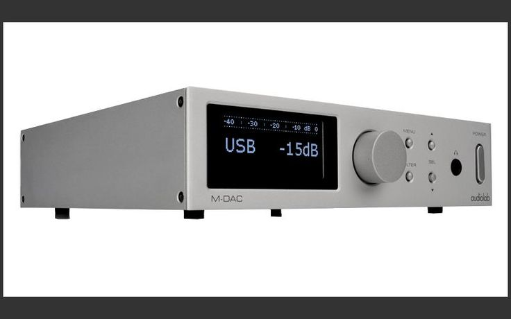 Audiolab M-DAC review | What Hi-Fi?