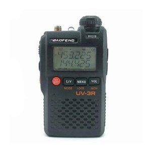 Baofeng UV-3R Mark II Black UHF/VHF & Dual Band Radio,Two Freq. display by VCT. Save 45 Off!. $37.99. More colors available Red:B007S6R4F8 Blue:B008FVJUSY Green/Camouflage:B008Z9IZPU Yellow:B007S6Y5XM   Features  BAOFENG UV-3R The transcevier is a micro-miniature multiband FM transceiver with extensive receive frequency coverage, providing local-area two-way amateur communications along with unmatched monitoring capability  VHF/ UHF  DUAL-BAND TWO WAY RADIO    * Frequency Range: 136-174…