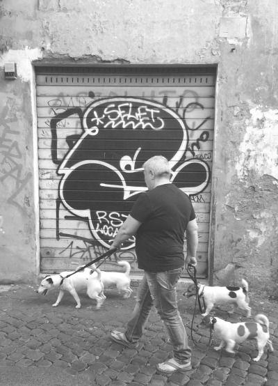 119. 10/05/15 Selet and dogs – Emilia Setti ©