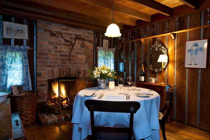 Roberts Restaurant at Tower Estate, Private Dining Room in the Hunter Valley