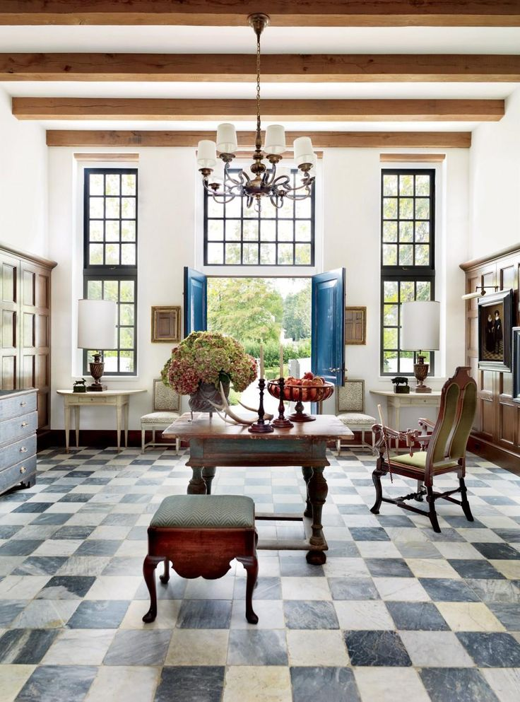 Traditional Entrance Hall By McAline Tankersley Architecture McAlpine Booth Ferrier Interiors And Louisiana HomesBaton Rouge