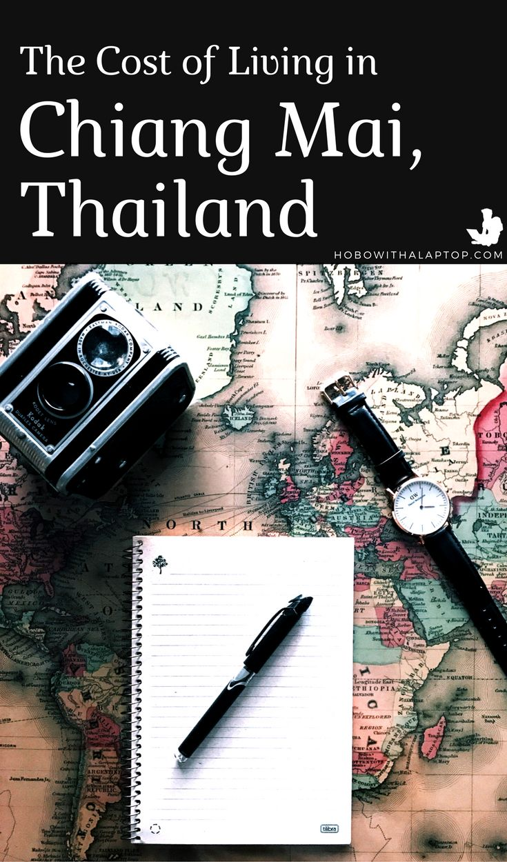 Living in Chiang Mai, Thailand as a digital nomad is unbelievably cheap. How cheap? Find out at: http://hobowithalaptop.com/how-much-does-it-cost-to-be-a-digital-nomad