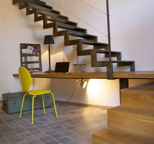 Idées de bureaux sous escalier