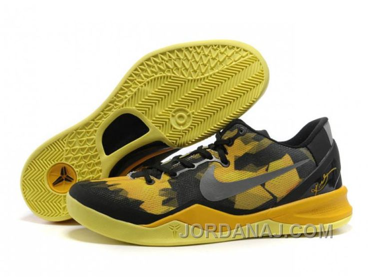 Nike Zoom Kobe 8 VIII Black Maize Style - Color Shoes store sell the cheap  Nike Kobe VIII online, it is high quality Nike Kobe VIII sneakers and we  offer it ...