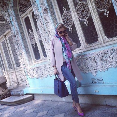 Iranian Fashionistas