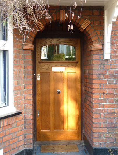 10 best Natural Finish Wooden Doors images on Pinterest | Wood gates ...