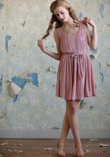 The Petunia Dress via Ruche >> the perfect bridesmaid dress, $64