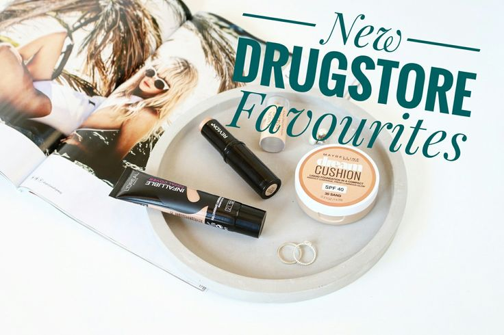 Check out my Instagram for my thoughts on my latest drugstore favourites!