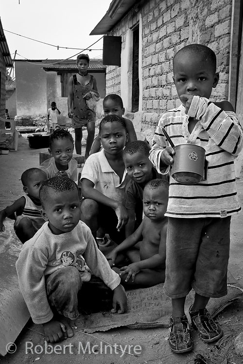 Children in Dundo Angola more at www.imagesbyrob.blogspot.com