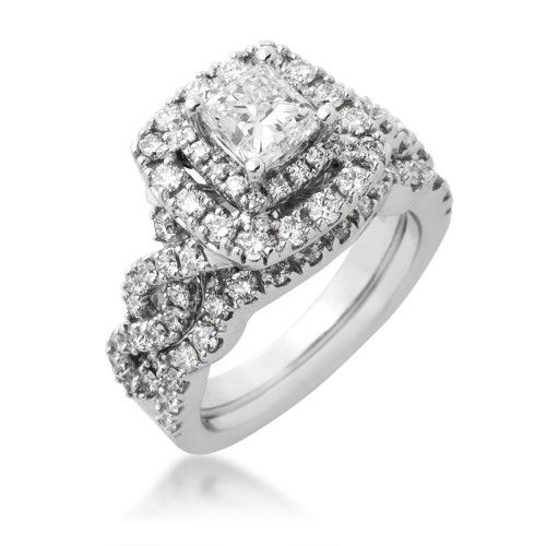 My other favorite ring from Riddle s $7 000 Wedding Pinterest