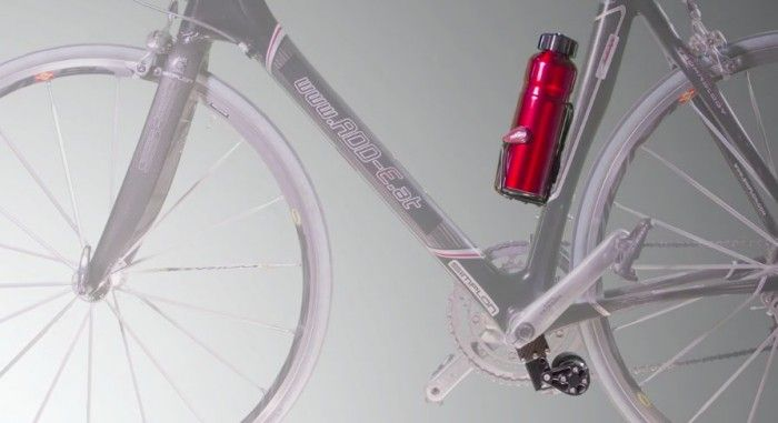 Add-On: Tiny Electric-Bike Motor Attaches To Frame   Gear Junkie