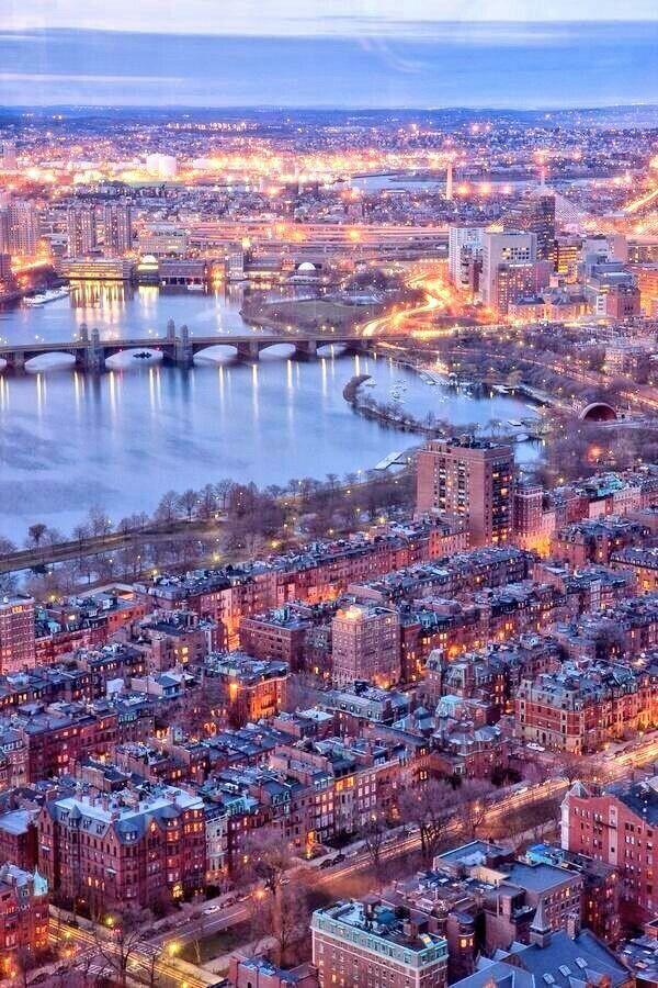 Boston Orte zum besuchen, Reisen, Stadt
