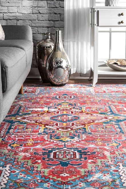 rugs usa red soltera dynast rug traditional rectangle 5 5 x 8 rh pinterest com