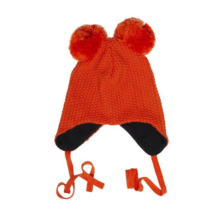 Gugguu hattu merinovillaa 36€