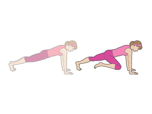Tummy Toning Exercises - How to Tone Your Stomach, 10 mins/day - Woman's Day