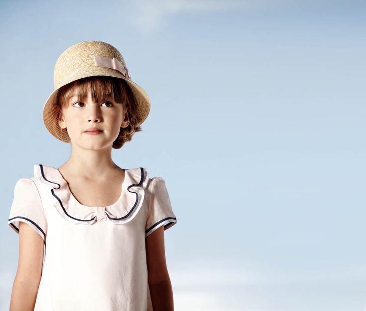 Baby Dior fille, printemps-été 2011   MilK - Le magazine de mode enfant