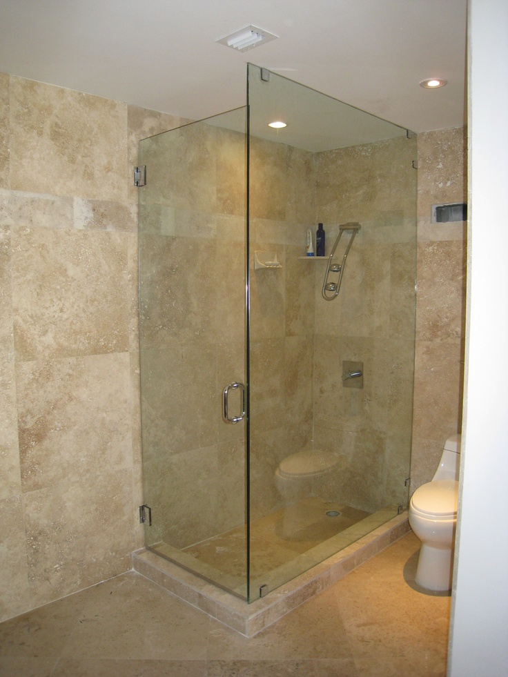 69 best Frameless Shower Doors images on Pinterest | Frameless ...