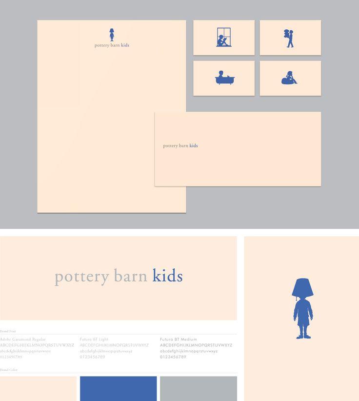 pottery barn kids :: by Character   Branding & Design Agency