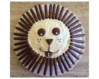 This super simple birthday cake recipe is sure to be a roaring success.