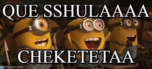 Minionsyay meme (http://www.memegen.com/meme/724gy6)