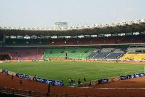 #football #stadium . Gelora Bung Karno Stadium