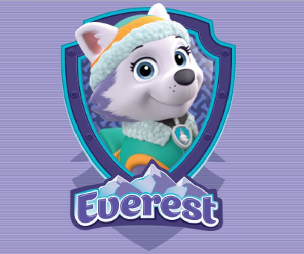 everest paw patrol | Paw Patrol, Everest colouring pages (page 2)