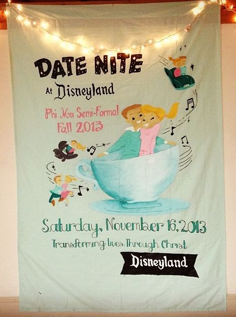 Date party themes