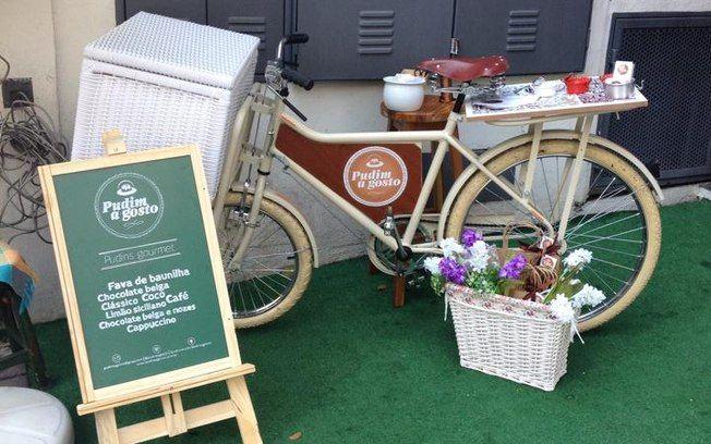 Com investimento pequeno, food bike é a nova onda após o food truck - Seu…