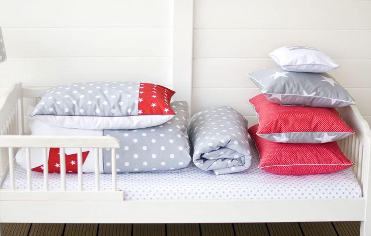 Pościel dziecięca  www.fabrykapoduszek.com.pl  #kidsbedding  #kids #bed #room #children's room #bedding #pillow #poduszka